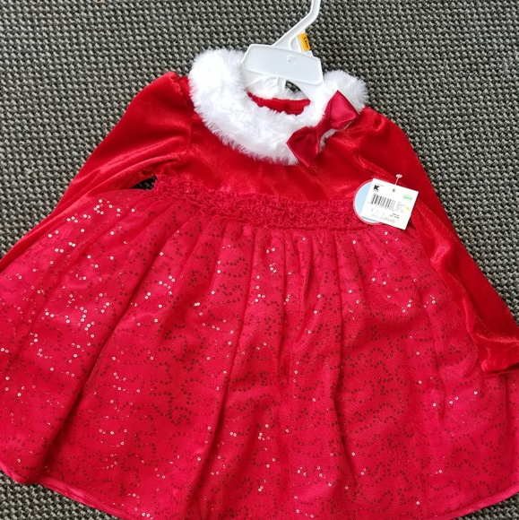 24 month christmas dress